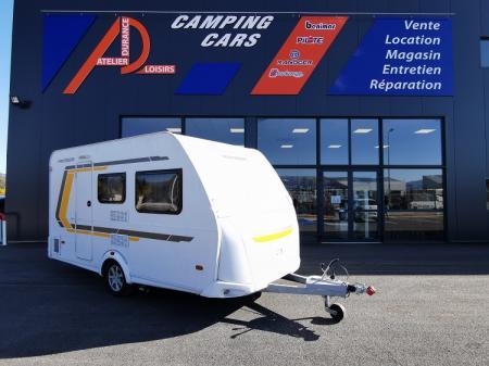 caravane WEINSBERG W 52 modele 2017